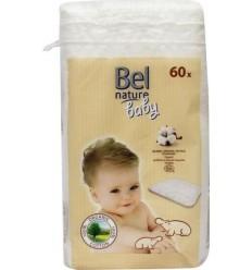 Bel Nature Babypads droog 60 stuks | Superfoodstore.nl