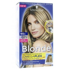 Schwarzkopf Blonde haarverf intensive bond super plus L1++ 1