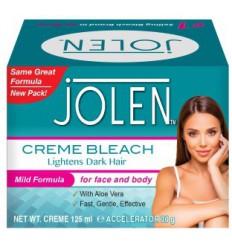 Jolen Ontkleuringscreme creme bleach mild aloe vera 125 ml  