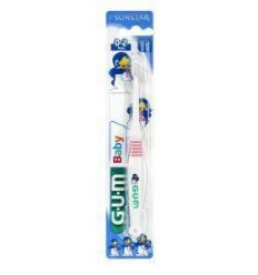 GUM Kids tandenborstel 0-2 jaar | Superfoodstore.nl