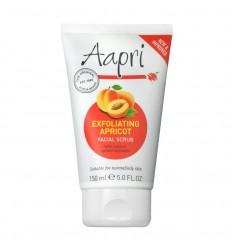 Aapri Gezichtscrub normale/vette huid exfoliating 150 ml  
