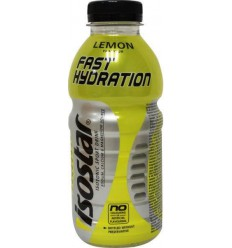 Isostar Liquid petfles lemon 500 ml | Superfoodstore.nl