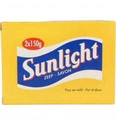 Wasmiddel Sunlight Huishoudzeep 2 x 150 gram kopen