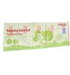 Memo zakdoekjes 150 stuks | € 2.47 | Superfoodstore.nl