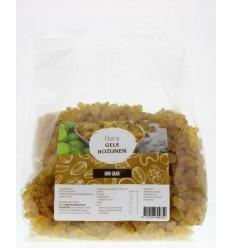 Mijnnatuurwinkel Gele sultana rozijnen 1 kg | Superfoodstore.nl