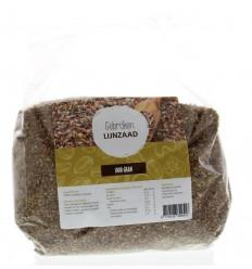 Mijnnatuurwinkel Lijnzaad gebroken 1 kg | Superfoodstore.nl