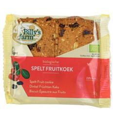 Billy'S Farm Spelt fruitkoek 50 gram | Superfoodstore.nl