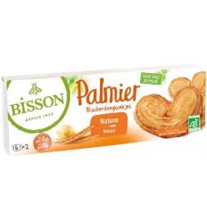 Bisson Palmier bladerdeegkoekjes 100 gram | € 1.91 | Superfoodstore.nl