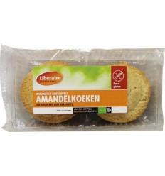 Liberaire Amandelkoeken 4 stuks | € 3.20 | Superfoodstore.nl