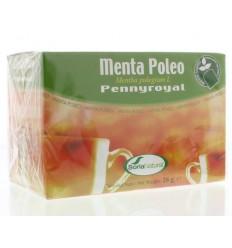Thee Soria Poleo mentha poleimunt 20 zakjes kopen