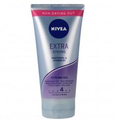 Nivea Hair care styling gel extra sterk 150 ml  