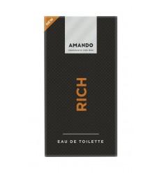 Amando Rich eau de toilette 50 ml | Superfoodstore.nl