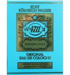 4711 Colognettes refresh tissues 10 stuks | Superfoodstore.nl