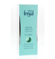 Fenjal Classic eau de toilette 50 ml | Superfoodstore.nl
