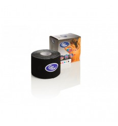Cure Tape Zwart 5 m x 5 cm | € 12.86 | Superfoodstore.nl