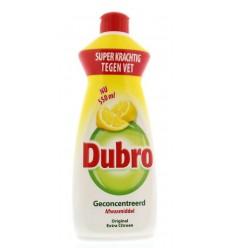 Dubro Afwas extra citroen 550 ml | Superfoodstore.nl