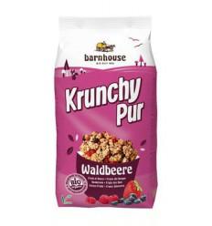 Barnhouse Krunchy pur bosbes 375 gram | Superfoodstore.nl