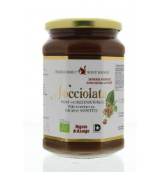 Nocciolata Chocolade hazelnootpasta 700 gram | Superfoodstore.nl