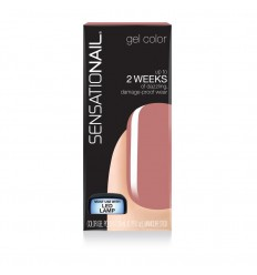 Sensationail Color gel pink pawn 7.39 ml | € 12.89 | Superfoodstore.nl