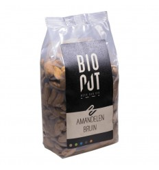 Bionut Amandelen bruin 500 gram | € 9.43 | Superfoodstore.nl
