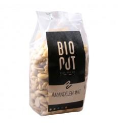 Bionut Amandelen wit 500 gram | Superfoodstore.nl
