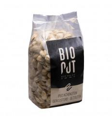 Bionut Pistachenoten geroosterd en gezouten 500 gram |