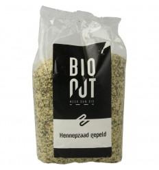 Bionut Hennepzaad gepeld 500 gram | € 8.18 | Superfoodstore.nl