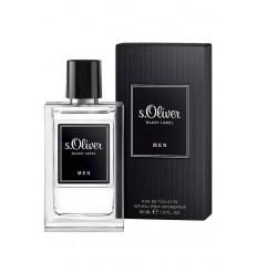 Geuren voor mannen S Oliver For him black label eau de toilette