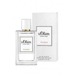 Geuren voor vrouwen S Oliver For her black label eau de