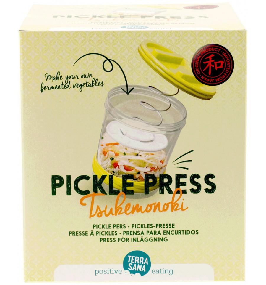 Terrasana Salade pickle pers 1200 ml