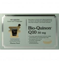 Pharma Nord Bio quinon Q10 active 30 mg 150 capsules | € 33.00 | Superfoodstore.nl