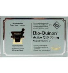 Pharma Nord quinon Q10 active 30 mg 30 capsules |