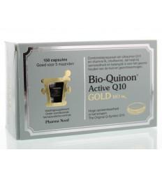 Pharma Nord Bio quinon Q10 gold 100 mg 150 capsules | € 82.06 | Superfoodstore.nl