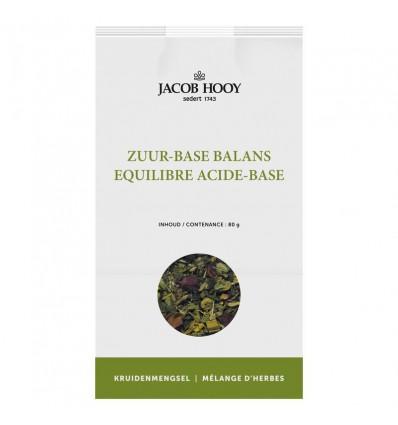Jacob Hooy Zuur base balans (geel zakje) 80 gram | € 3.27 | Superfoodstore.nl