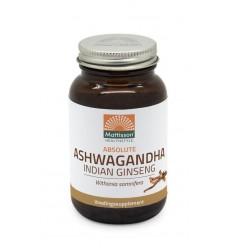 Mattisson Absolute ashwagandha 425 mg 90 tabletten |