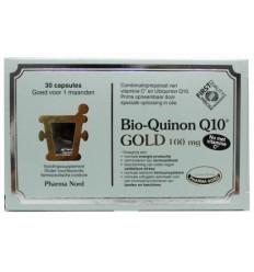 Pharma Nord quinon Q10 gold 100 mg 30 capsules |
