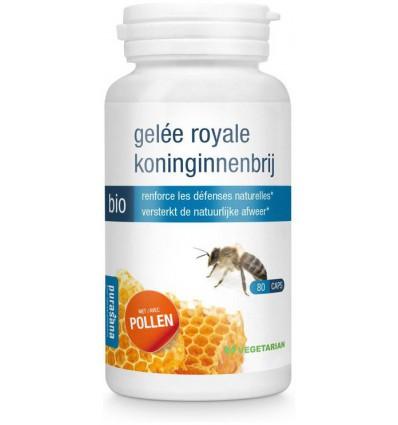 Purasana Bio koninginnebrij 50 mg 80 vcaps | Superfoodstore.nl