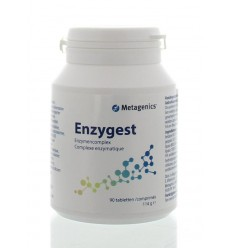 Metagenics Enzygest 90 tabletten | € 27.59 | Superfoodstore.nl