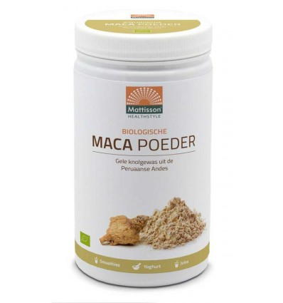 Maca Mattisson poeder 1 kg kopen