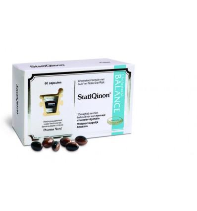Hart & Bloedvaten Pharma Nord StatiQinon 60 capsules kopen