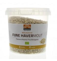 Mattisson Havermout fijn 400 gram | Superfoodstore.nl