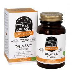 Royal Green Immune & energy 60 vcaps   Superfoodstore.nl