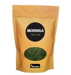 Hanoju Moringa oleifera heelblad 500 mg 500 tabletten |