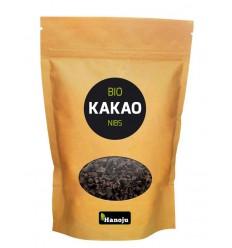 Hanoju Bio cacao nibs 500 gram | Superfoodstore.nl