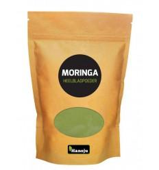 Hanoju Moringa oleifera heelblad poeder 500 gram  