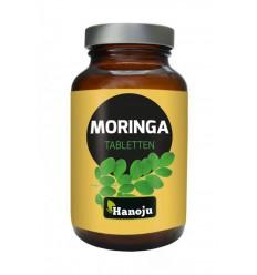 Hanoju Moringa oleifera heelblad 500 mg 600 tabletten |