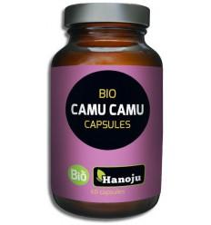 Hanoju Camu camu 500 mg 60 capsules | Superfoodstore.nl