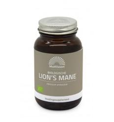 Mattisson Lion's mane 500 mg biologisch 60 vcaps |