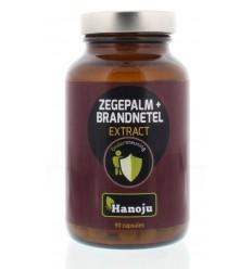 Hanoju Zegepalm & brandnetel extract 90 capsules |