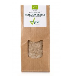 Vitiv Psyllium husk vezels 125 gram | Superfoodstore.nl